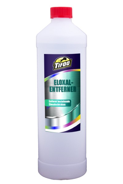 Eloxal Entferner Tifoo - Eloxalschichten entfernen - Aluminiumoxid entfernen