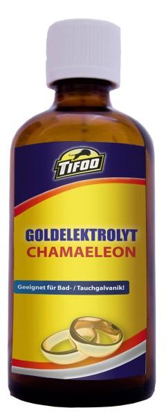 Chamaeleon goldelektrolyt 100ml